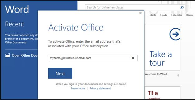 Photo of Reset Office 365 ProPlus activation state